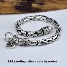 bracelet fine images Vintage thai silver bracelets 4 7mm 925 sterling silver bracelet jpg