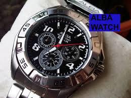 Jual Jam Tangan Alba jam tangan alba aspd89x1 original