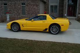 2002 zo6 corvette 2002 millennium yellow zo6 for sale for 48990 z06vette com