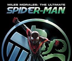 miles morales ultimate spider man 2014 5 comics marvel