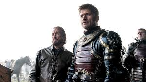 Breaking Bad Episodenguide Jerome Flynn As Bronn And Nikolaj Coster Waldau As Jaime Lannister