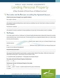 doc 728941 loan agreement form u2013 the loan agreement template3