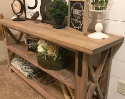 entry table etsy