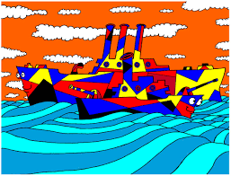 sillystrations drawing ideas for kids dazzle camouflage