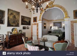 italy tuscany san gimignano torre e casa campatelli ancient