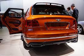 bentley bentayga red interior bentley bentayga carbon fiber trunk spoiler west coast carbon fiber