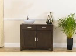 Off Dark Wood Vanity Unit Bathroom Savanna Dark Wood Bathroom - Solid wood bathroom vanity uk