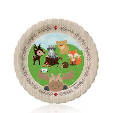 woodland creatures baby shower decorations woodland creatures baby shower or birthday party