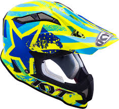 motocross helmets uk kyt strike eagle patriot motocross helmet blue red motorcycle