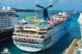 how many cruise ships does carnival cruise line in their fleet
