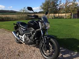 for sale honda nc700 2012 black low mileage in alford