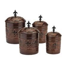 metal kitchen canisters u0026 jars you u0027ll love wayfair