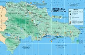 Monte Carlo Map Dominican Republic Map