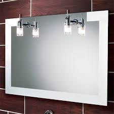 Lighted Bathroom Wall Mirrors Lighted Bathroom Wall Mirror