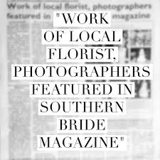 local florist work of local florist photographers featured in southern
