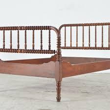 jenny lind full bed antique jenny lind 3 4 mattress bed frame ebth