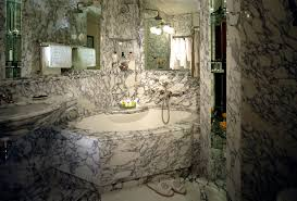 15 ideas natural stone in the bathroom that you can try