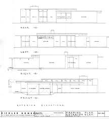 Eichler Floor Plan Floor Plans Curiously Different