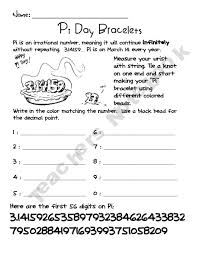 45 best pi day images on pinterest teaching ideas teaching math