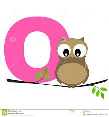 animal alphabet o royalty free stock image image 8448306