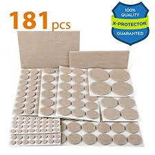 x protector premium ultra large pack furniture pads 181