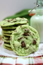 mint chip sugar cookies page 3 of 3 little dairy on the prairie