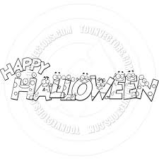 happy halloween clip art black and white black and white happy halloween clipart clipartsgram com