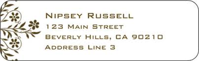 20 mailing return address labels vistaprint coupon obey