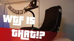 Ultimate Game Chair Diy Project The Ultimate Gaming Chair Youtube