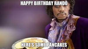 Prince Birthday Meme - dave chappelle prince pancakes memes imgflip
