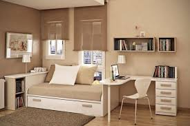 Wooden Desk With Shelves Bedroom Fascinating Desk Ideas For Small Bedroom With Modern