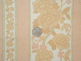 vintage wallpaper u0026 wallpaper borders lot prairie style floral prints