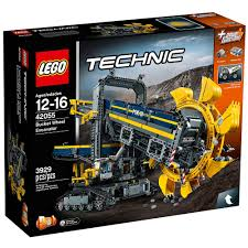 buy lego bucket wheel excavator multi color online at low prices