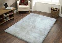 Soft Area Rug Area Rugs Brown Fluffy Rug Large Shaggy Rugs Black And White
