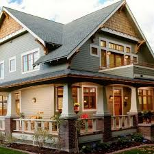 Traditional Homes And Interiors Decorating Ideas Traditional Residence In Classic Craftsman