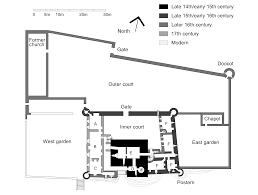 file craigmillar castle plan png wikimedia commons