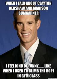 Joe Buck Meme - buck love affair