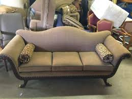 Animal Print Furniture by Tufted Duncan Phyfe Sofa Google Search Antique Duncan Phyfe