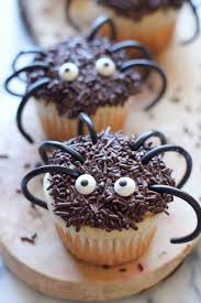 halloween spider cupcakes recipe spider cupcakes and spider