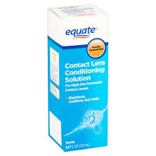 halloween contact lenses overnight shipping equate contact lens conditioning solution 4 fl oz walmart com