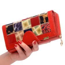 leather women s wallet pattern 2016 new luxury ladies wallets brand designer 100 genuine leather