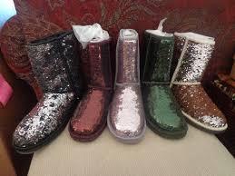 ugg s madelynn boots black ugg australia s sparkles boots black port