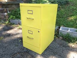 Yellow Metal Filing Cabinet Changing A Metal File Cabinet Luxurious Furniture Ideas