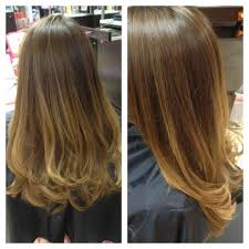 hair color and foil placement techniques ombre or balayage kylie sparks