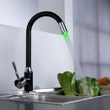 sinks and faucets beer tap spigot waterfall faucet with led