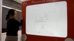 giant etch a sketch neatorama