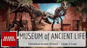 museum of ancient review thanksgiving point lehi utah