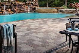 pool deck paver installation by flpavers