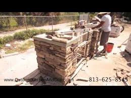 outdoor kitchens tampa fl outdoor kitchen with pizza oven cultured stone granite fire