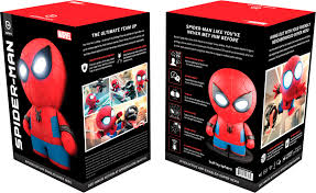 Superhero Toaster Sphero Spider Man Multi Sp001row Best Buy